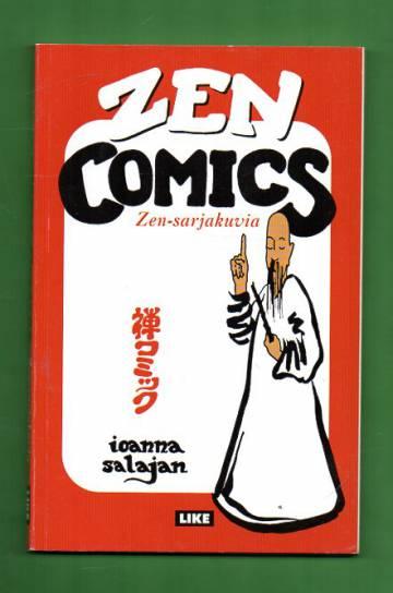 Zen comics - Zen-sarjakuvia