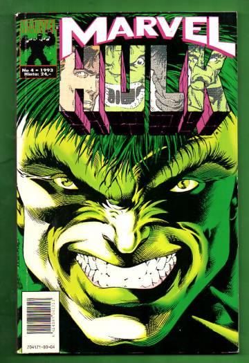 Marvel 4/93 - Hulk