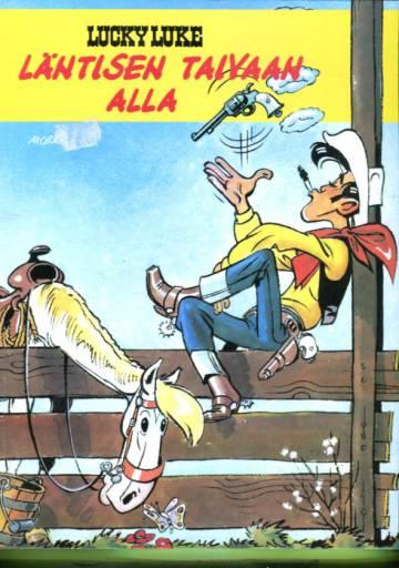 Lucky Luke 73 - Läntisen taivaan alla (1. painos)