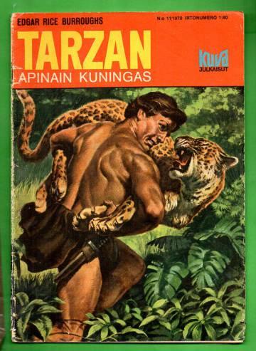 Tarzan - Apinain kuningas 11/70