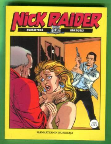 Nick Raider 3 (3/13) - Manhattanin kuristaja
