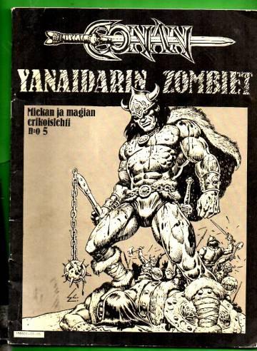 Yanaidarin Zombiet ( Conan miekan ja magian erikoislehti n:o 5)