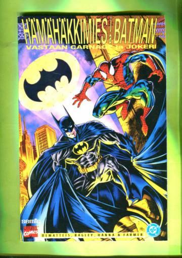 Hämähäkkimies ja Batman vastaan Carnage ja Jokeri
