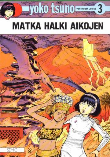 Yoko Tsuno 3 - Matka halki aikojen