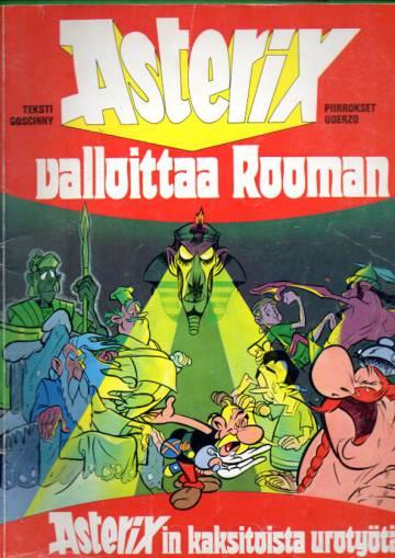 Asterix valloittaa Rooman - Asterixin kaksitoista urotyötä