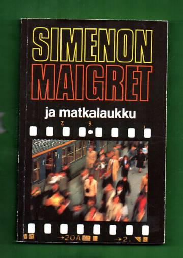 Maigret ja matkalaukku - Komisario Maigret'n tutkimuksia