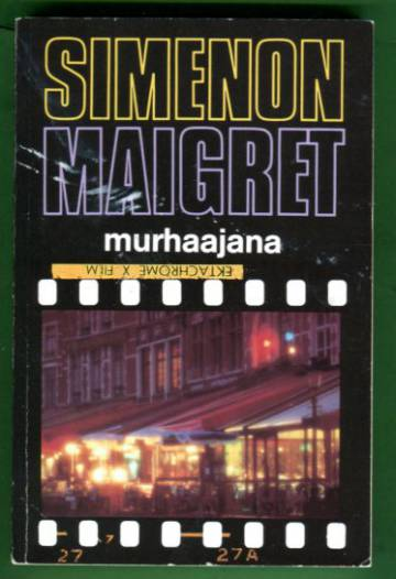 Maigret murhaajana
