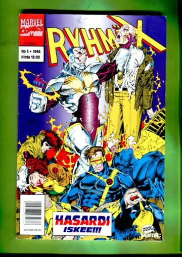 Ryhmä-X 3/94 (X-men)