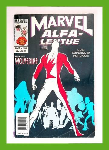Marvel 10/94 - Alfalentue