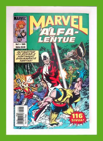 Marvel 5/95 - Alfalentue