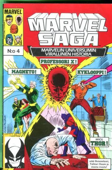 Marvel Saga 4