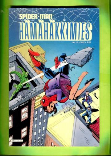 Hämähäkkimies 12/87 (Spider-man)
