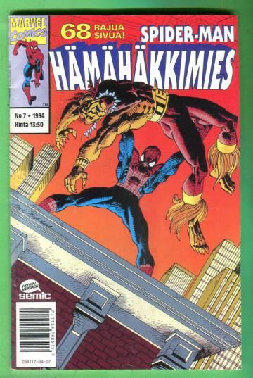 Hämähäkkimies 7/94 (Spider-Man)