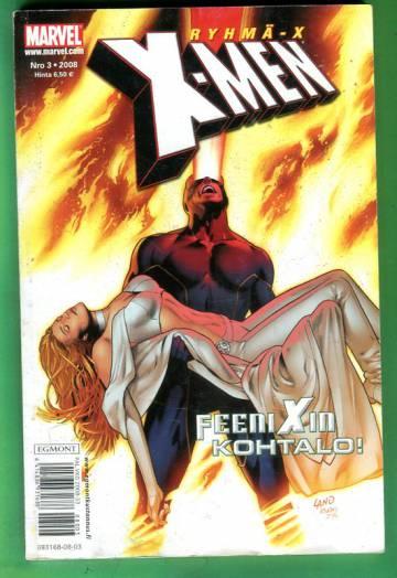 X-Men 3/08 (Ryhmä-X)