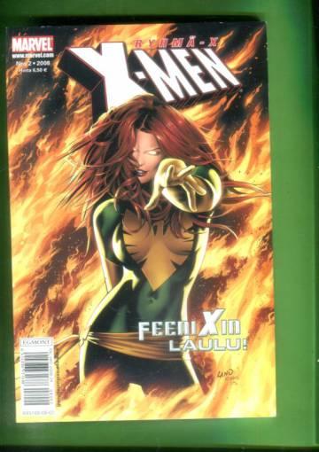 X-Men 2/08 (Ryhmä-X)