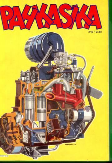 Pahkasika 2/93 (numero 54)