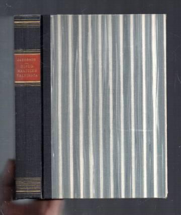 Diplomaattien talvisota - Suomi maailmanpolitiikassa 1938-40