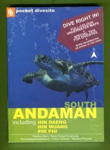 Pocket Divesite - South Andaman Including Hin Daeng, Hin Muang, Phi Phi