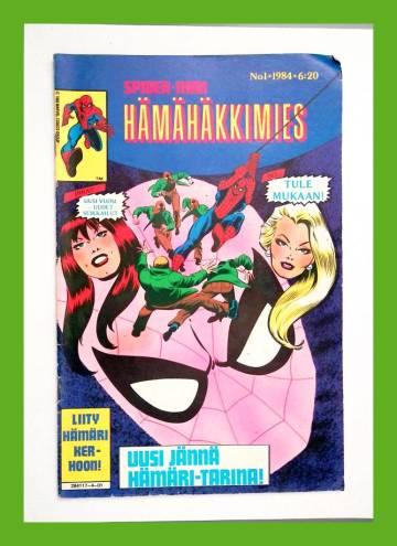 Hämähäkkimies 1/84 (Spider-Man)