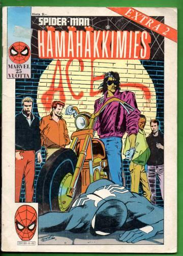 Hämähäkkimies-extra 2/86 (Spider-man)