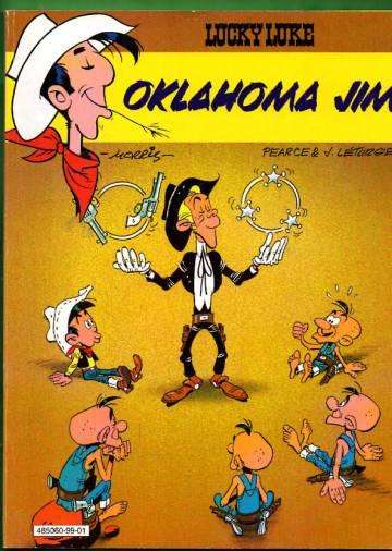 Lucky Luke - Oklahoma Jim (1. painos)