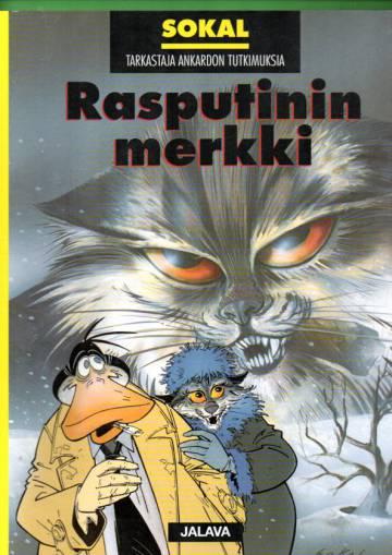 Tarkastaja Ankardon tutkimuksia 2 - Rasputinin merkki