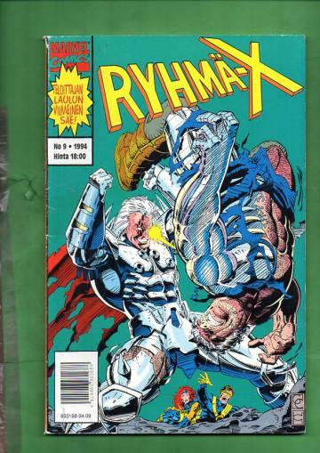 Ryhmä-X 9/94 (X-Men)