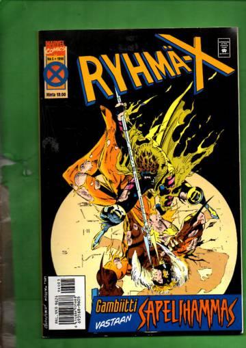 Ryhmä-X 5/96 (X-Men)