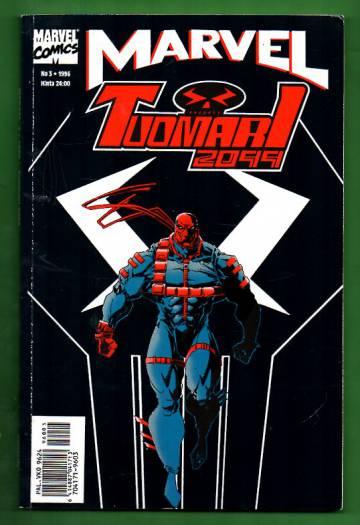 Marvel 3/96 - Tuomari 2099