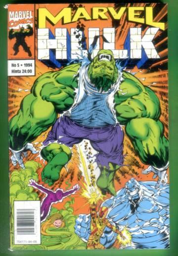 Marvel 5/94 - Hulk