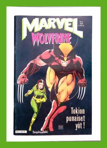 Marvel 3/88 - Wolverine