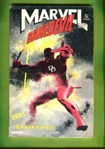 Marvel 2/88 - Daredevil