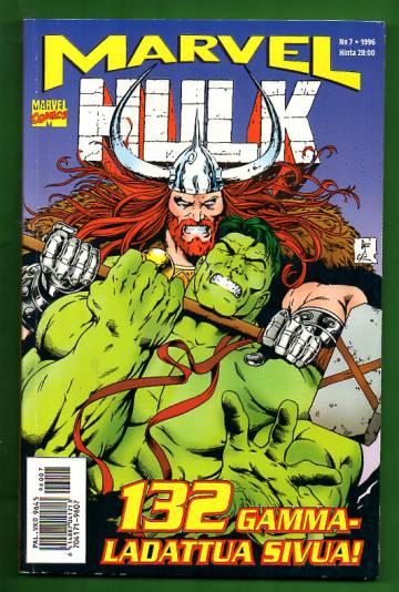 Marvel 7/96 - Hulk