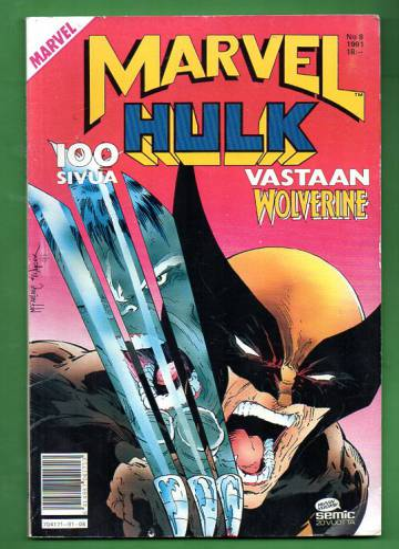 Marvel 8/91 - Hulk