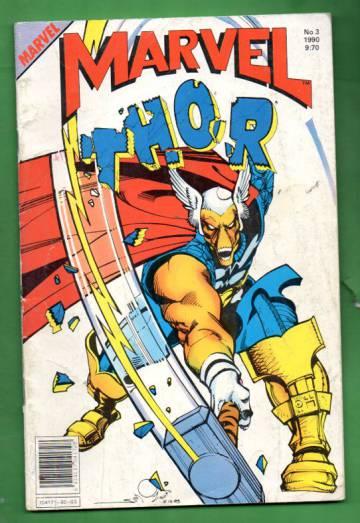 Marvel 3/90 - Thor
