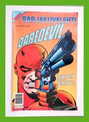 Sarjakuvalehti 1/90 - Daredevil