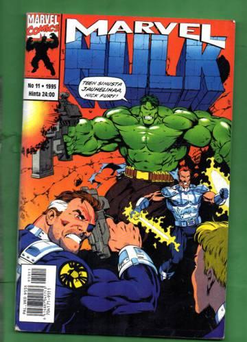 Marvel 11/95 - Hulk