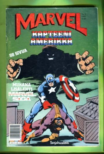 Marvel 5/89 - Kapteeni Amerikka