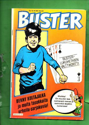 Buster 15/87
