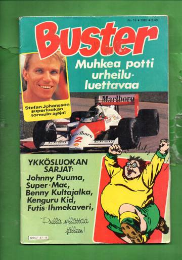 Buster 16/87