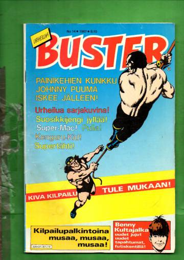 Buster 14/87
