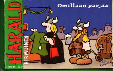 Harald Hirmuinen -minialbumi 4/96 - Omillaan pärjää