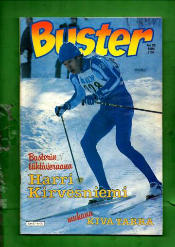 Buster 20/85