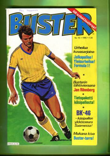 Buster 16/85