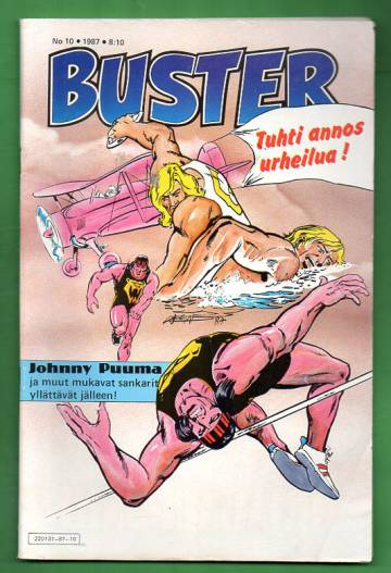Buster 10/87