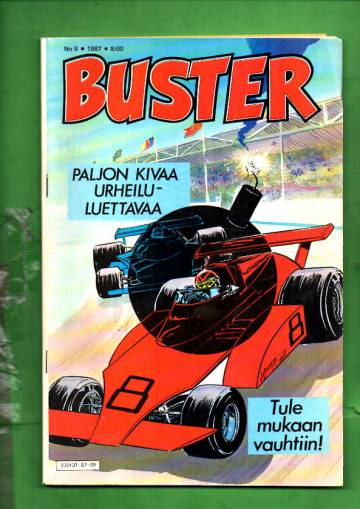 Buster 9/87