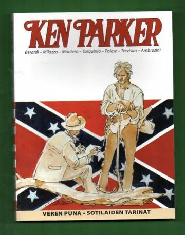 Ken Parker - Veren puna & Sotilaiden tarinat
