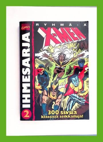 Ihmesarja 2 - Ryhmä-X (X-Men)