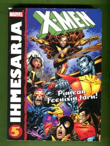 Ihmesarja 5 - Ryhmä-X (X-Men)