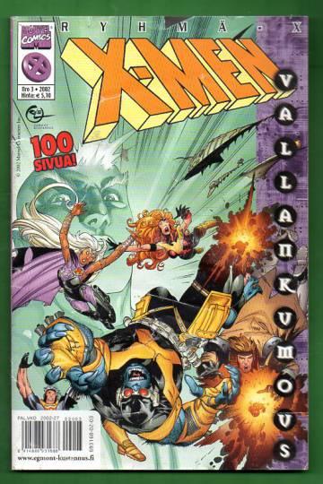 X-men 3/02 (Ryhmä-X)